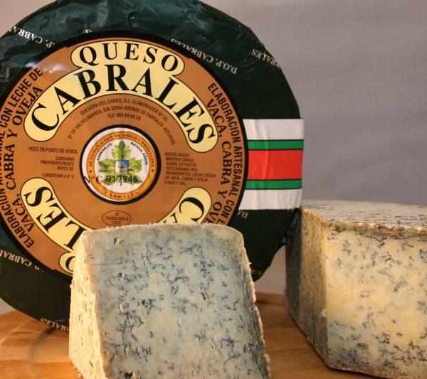 latin's gusto grossiste rungis paris Espagne, Fromages Espagnols, Lait de chèvre Fromage bleu cabrales