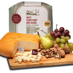 latin's gusto grossiste rungis paris fromage espagnol Fromage MAHON