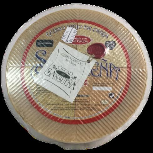 latin's gusto grossiste rungis paris Espagne, Fromages Espagnols, Lait de vache FROMAGE ZAMORANO 3 KGS