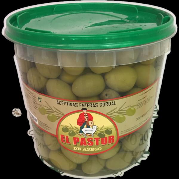 latin's gusto grossiste rungis paris Olives GORDAL 10 kilos epicerie espagnole seau bocaux huile