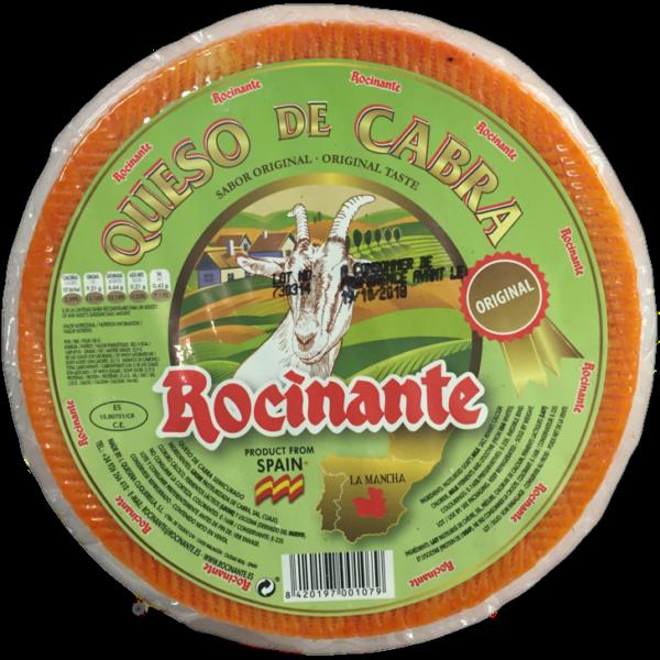 latin's gusto grossiste rungis paris espagne fromage lait de chevre FROMAGE DE CHEVRE