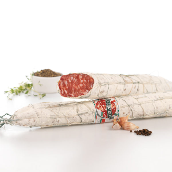 latin's gusto grossiste rungis paris charcuterie italienne sorrentino Salame Montanaro