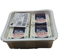 latin's gusto grossiste rungis paris fromage italie Robiola osella 800 grs x4
