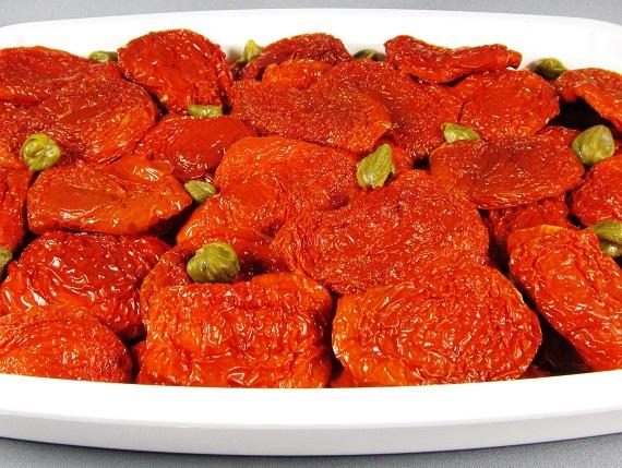 latin's gusto grossiste rungis paris Tomates sechees assaisonnées 1kg huile conserve bocaux