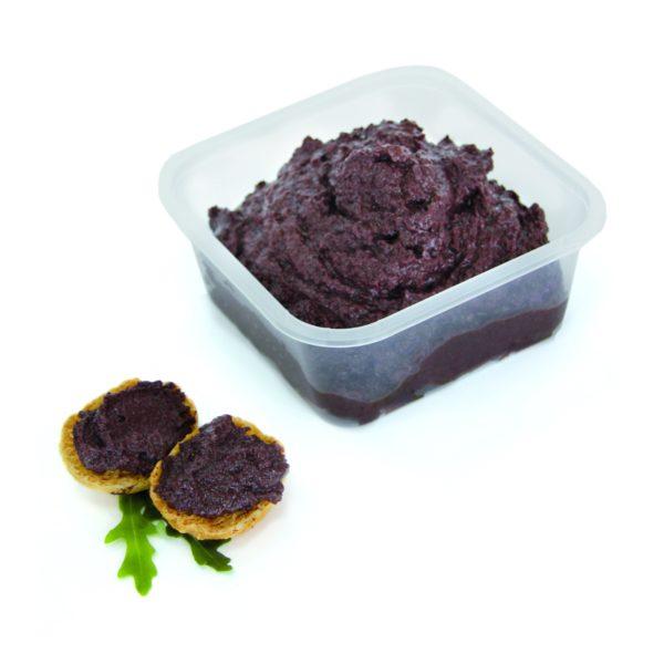 latin's gusto grossiste rungis paris antipasti huile bocaux barquette conserve huile Tapenades olives noires