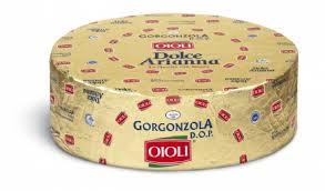 latin's gusto grossiste rungis paris fromage italien vache GORGONZOLA 1/2