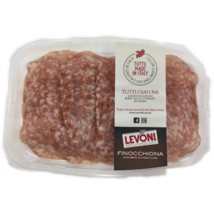 latin's gusto grossiste rungis paris levoni SALAME FINOCCHIONA 80 GRS ls charcuterie italienne