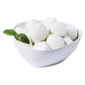 latin's gusto grossiste rungis paris MOZZARELLA DI BUFALLA MINI 10G POT 150 GRS fromage lait bufflonne