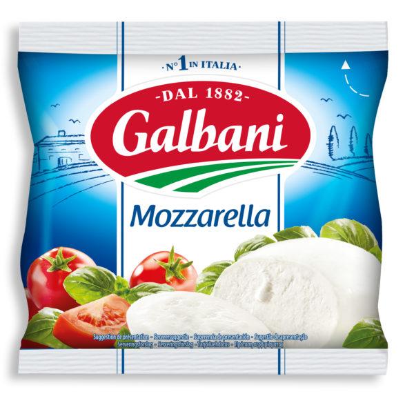 latin's gusto grossiste rungis parisMozzarella boule 125 grs sachet galbani sachet fraicheur