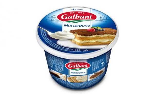 latin's gusto grossiste rungis paris Mascarpone pot 500 grs fromage italien