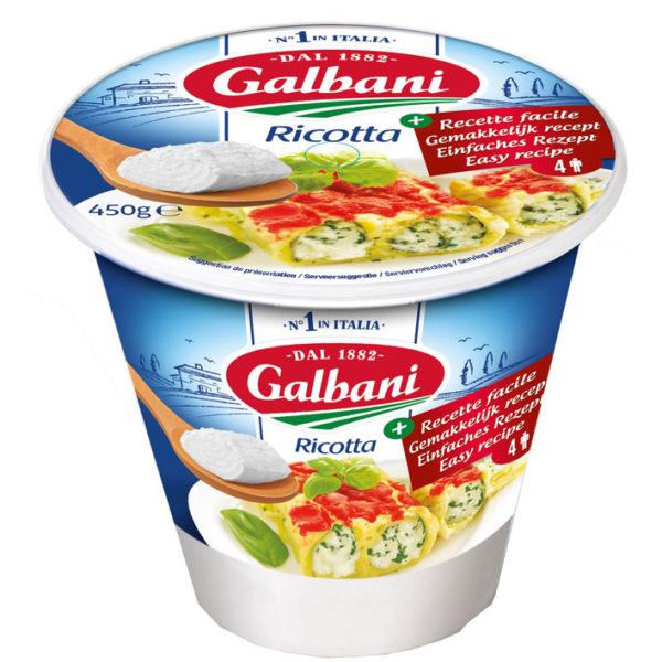 latin's gusto grossiste rungis paris Ricotta 450 grs fomage italien