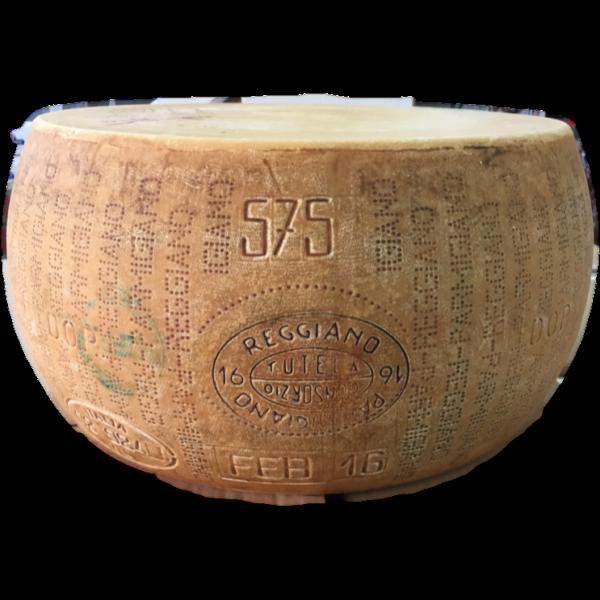 "Latin's Gusto grossiste Rungis Paris Italie, Fromages, lait de vache, PARMIGIANO REGGIANO 24 MOIS ""575"""