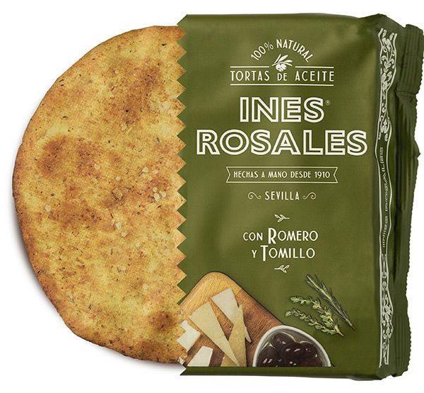 latin's gusto grossiste rungis paris epicerie espagnole gateaux patisserie Torta romarin et thym 180 grs