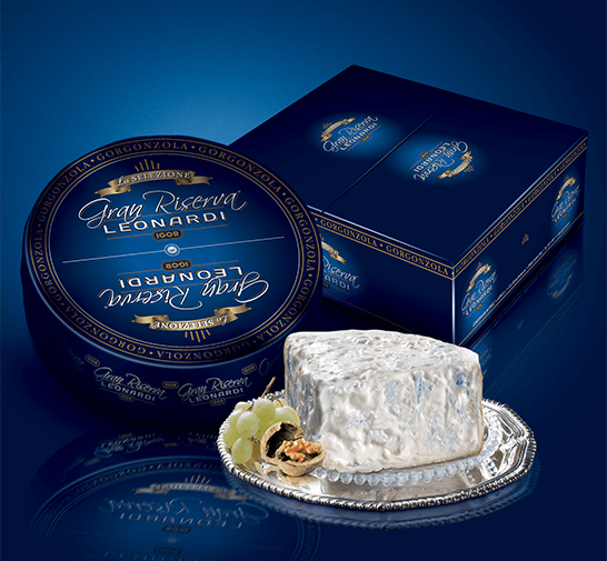 latin's gusto grossiste rungis paris gorgonzola grande reserve cuillere leonardi fromage lait vache italie