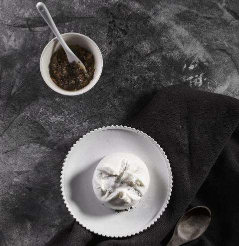 latin's gusto grossiste rungis paris burrata truffe pot fromage vache italie pouilles