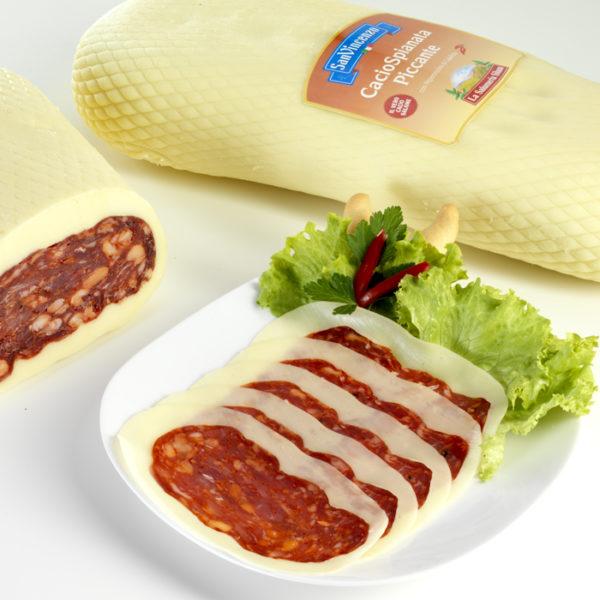 latin's gusto grossiste rungis paris caciospianata fromage italie charcuterie spianata picante san vincenzo