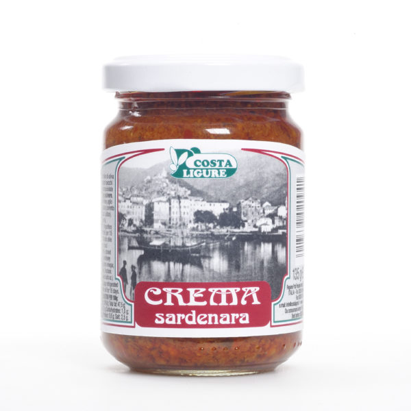 latin's gusto grossiste distributeur rungis paris creme sardenara anchois135 grs italie