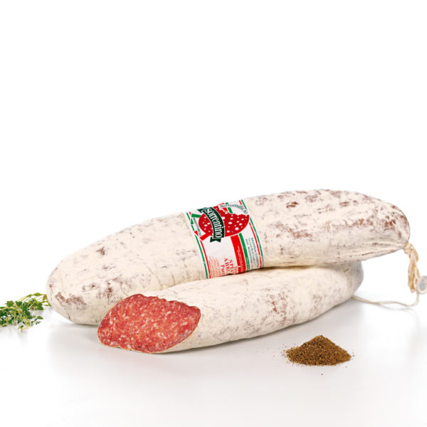 latin's gusto grossiste rungis paris charcuterie italienne sorrentino Salame Abruzzese